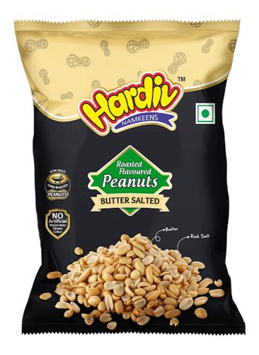 Butter Salted Peanuts